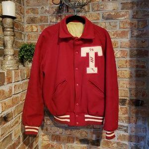 Vintage Letterman jacket